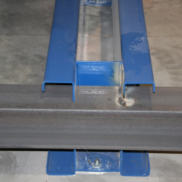 Cantilever Rack Base With Aisle Guide