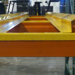 Coil Storage Cradles Specialty Pallet Rack
