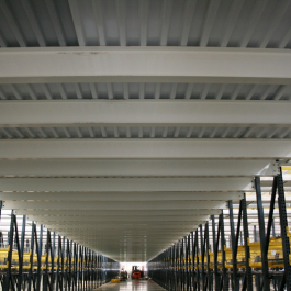 Multi-Level Pick Module Main Aisle Level