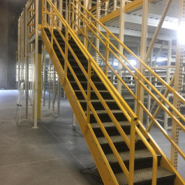 Pallet Racking Stairs
