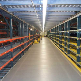 Pallet Racking & Carton Flow-Pick Module