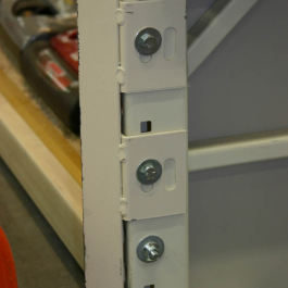 Structural Column Protector For Palle