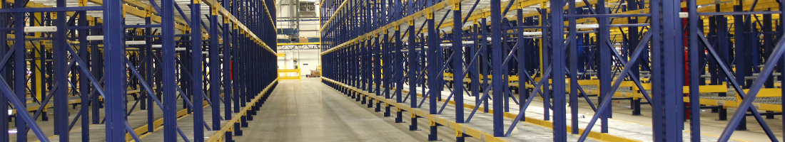 Pallet Rack & Engineered Warehouse Storage Systems