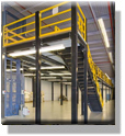 Mezzanines - Industrial Storage & Work Platforms