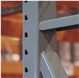 Heavy Duty Bracing for Pallet Rack Uprights