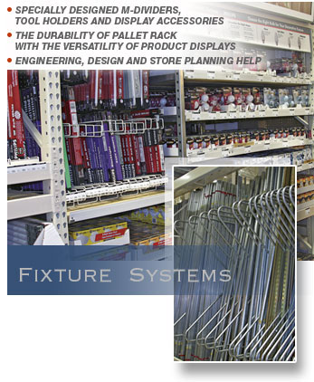 Retail Rack Accessories are specially designed for pallet rack