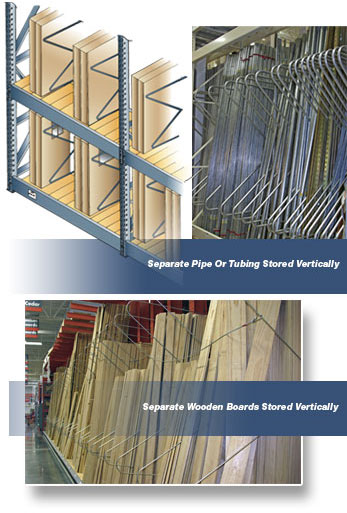 M-Divider SKU Separation for Pipe, Windows, & Door Storage