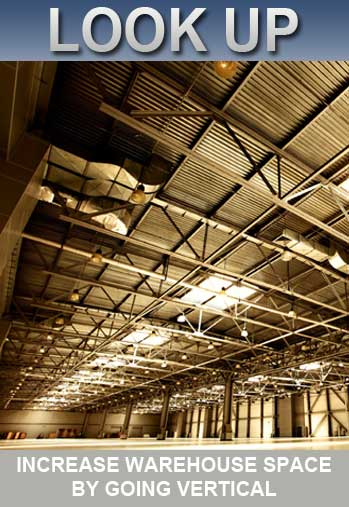 Steel Mezzanines are modular and expandable