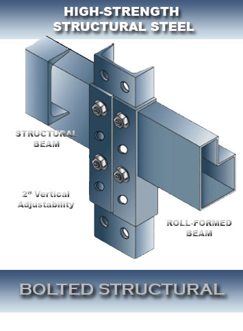 Bolted Structural Rack