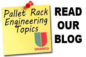 Pallet Rack Engineering Topics