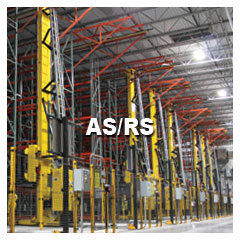 ASRS - Automated Storage and Retrieval System
