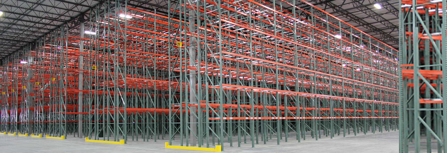 Pallet Rack for Warehouse Storage