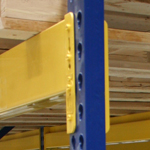 Structural Interchangeable Pallet Rack