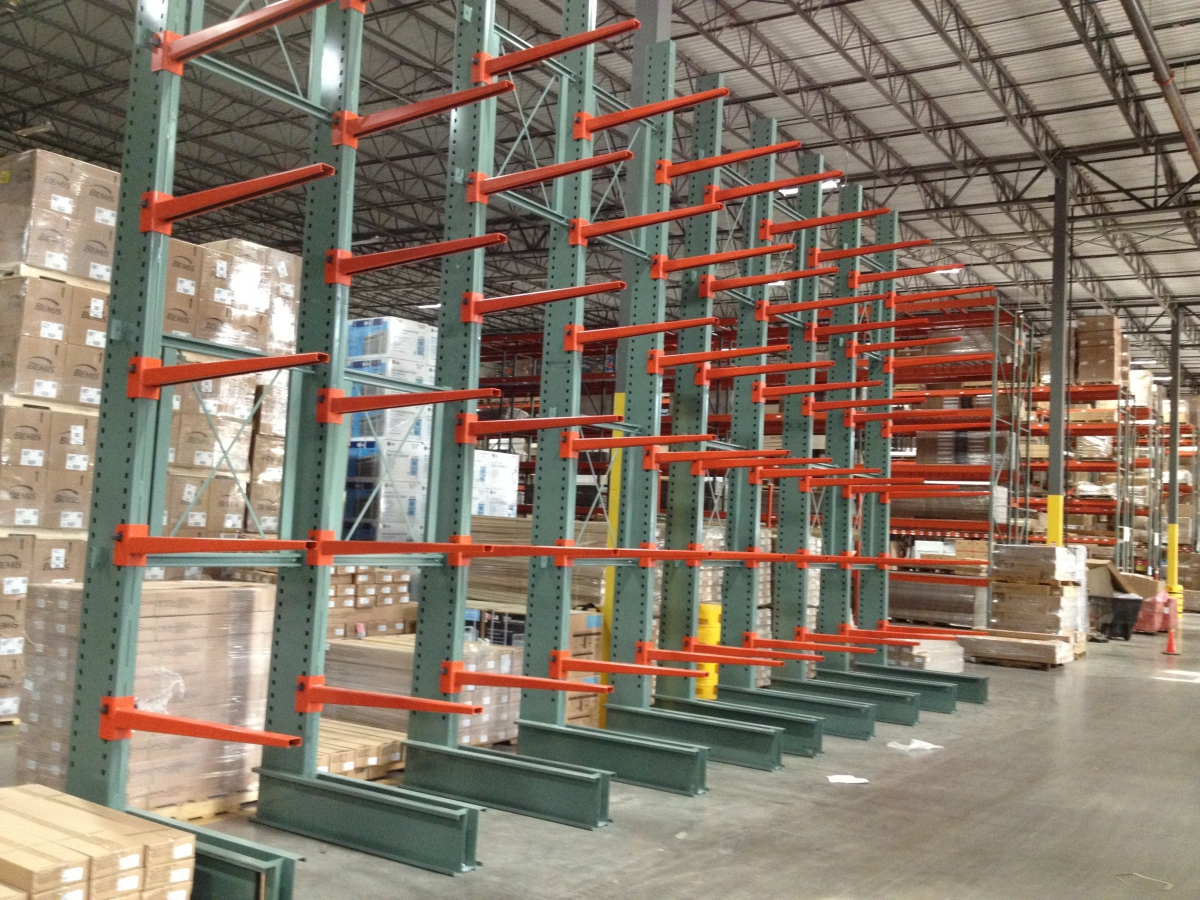 Photos Of Cantilever Rack For Lumber Storage Racks