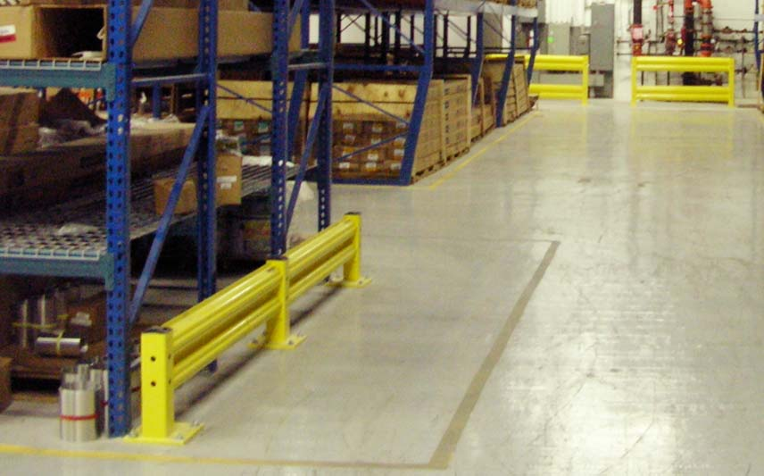 Pallet Rack Accessories For Warerehouse Storage