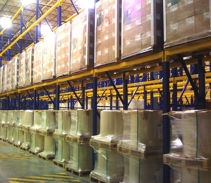 Pallet Rack And Warehouse Storage Photos From Distribution
