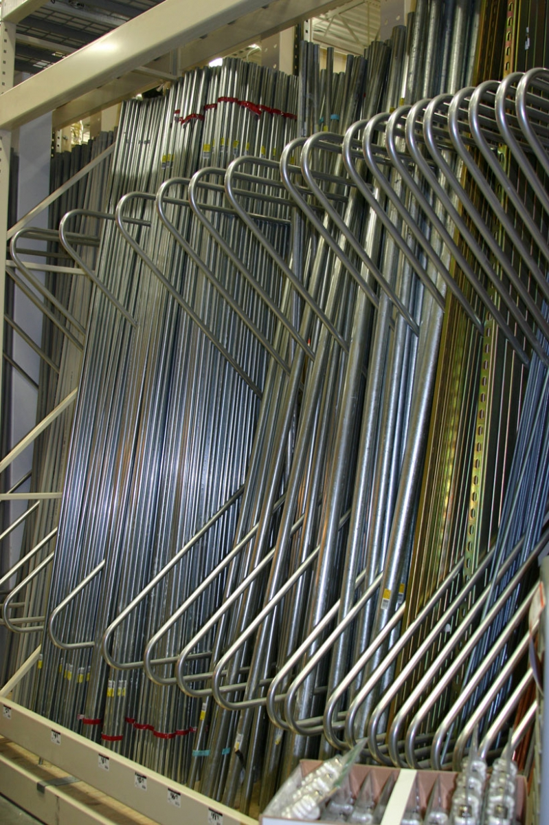 Photos Of Retail Rack And Retail Accessories For Pallet Rack