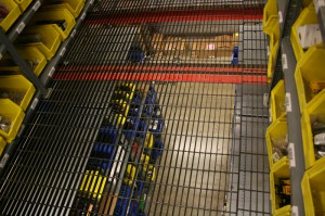 Pick Module Bar Grating Floor