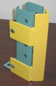 Bolt-on Structural Angle Bumper Column Protector
