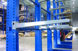 Cantilever Tapered Rack Arm Attachment