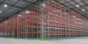 Large Warehouse Pallet Rack