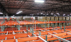 Pallet Rack Ceiling Height