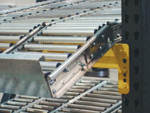 RhinoTrac Knuckle Shelf With Box Stop