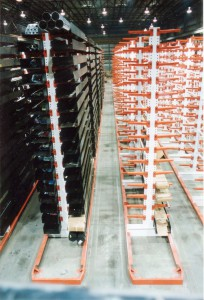 Cantilever Rack Pipe & Tube Storage