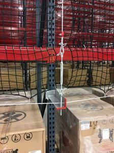 Safety Netting BracketPallet Rack Netting Bracket