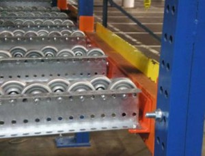 Pallet Flow Structural Pallet Rack Beams