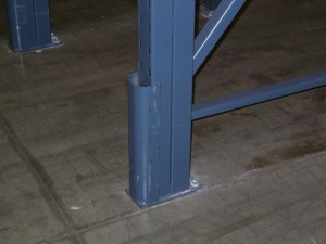Welded Straddle Protector – Tall Bumper