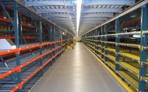 Pallet Racking & Carton Flow Rack In Pick Module
