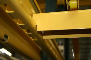 UPick Carton Flow Rack Shelf Support Connector