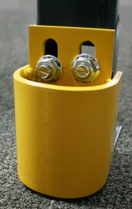 Bolt-on 4 Inch High Straddle Protector